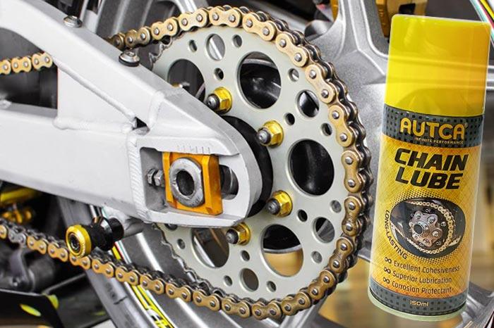 Chain Lube, Chain Spray, Chain Lubricant, Bike & Motorcycle chain